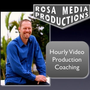 Hourly Video Production Coaching