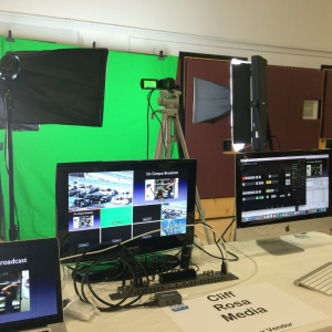 Video Studio Equipment, Set-up, and Training